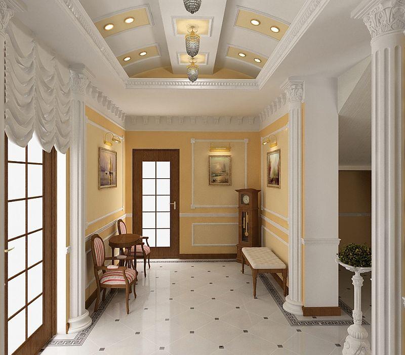 дизайн холла в частном доме фото хочется поздравить дарю