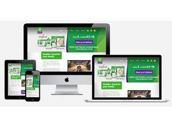 Разработка сайта мировому бренду Qualiko