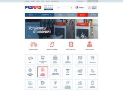 Профимо - интернет магазин инженерной сантехники.