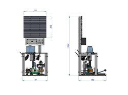 Пресса для сборки электромехнанических изделий