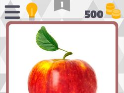 Fruit Picture-Quiz: Guess the fruits & vegetables