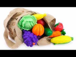 Children's video Fruit in the bag