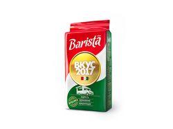 упаковка молотого кофе Бариста Вкус 2017