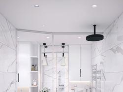 Дизайн проект квартиры в Москве 60 м.кв.