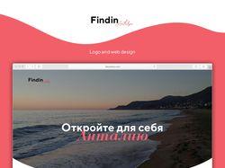 Web Page design & Logo design