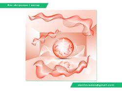 Фон геометрическая абстракция
