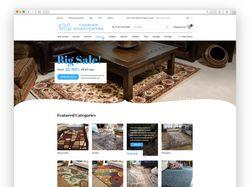 Канадский интернет- магазин по продаже ковров