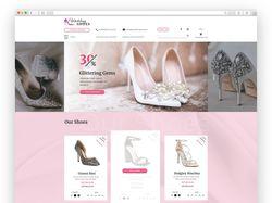 Интернет-магазин Weddingshoes