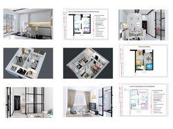 концепция оформления квартиры