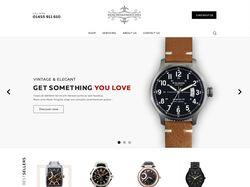 Интернет-магазина часов класса премиум