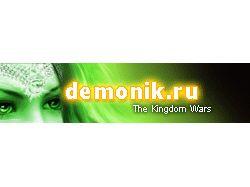 Баннер 468*60 для demonik.ru