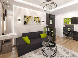 Дизайн квартиры в г. Полтава