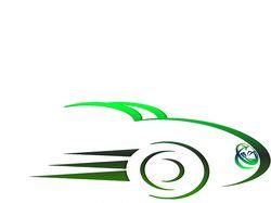 Пример лого Такси