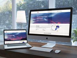 Vue Blog | Одностраничное приложение | Frontend