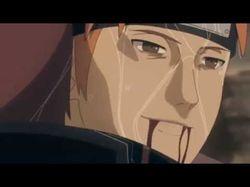 Нарезка из аниме сериала с эффектами и переходами.