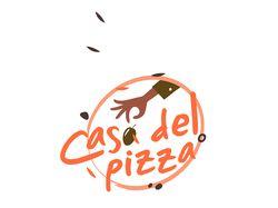 Дизайн для упаковки пиццы