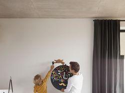 Разработка фирменного стиля для детских часов