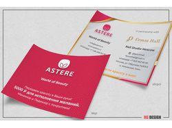 Дизайн сертификата