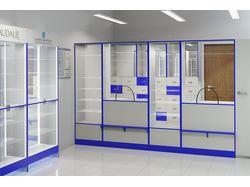 3D моделирование и визуализация аптеки