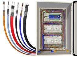 Моделирование и визуализация электрооборудовани