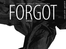 Обложка журнала Forgot