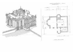 проекты загородных строений