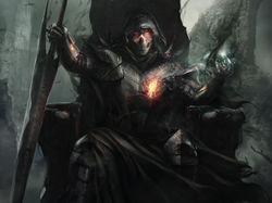 Лорд тьмы (Настало время героев)