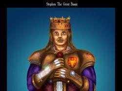 Stephen The Great Bionic