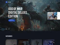 Playstation Website