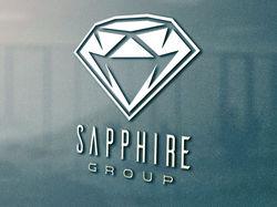 Логотип для английской компании SAPPHIRE GROUP