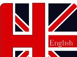 Логотип для школы английского языка