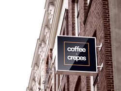 Coffee & Crepes (вариант 2)