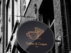 Coffee & Crepes (вариант 1)