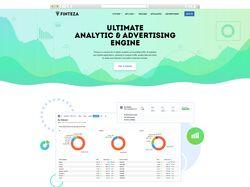Дизайн сайта Metatrader