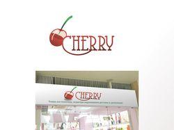 логотип для магазина (все для маникюра и педикюра)
