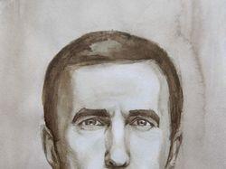Портрет Вячеслава Бутусова