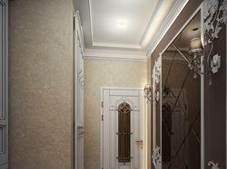 Проект квартиры в стиле современная классика