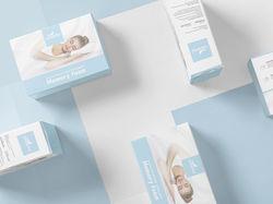 Коробка для подушек Smarta