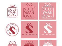 Логотип SULEYMANOVA