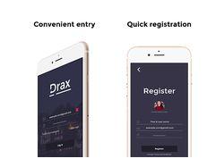 Дизайн и Разработка DRAX