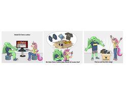 Персонажи для вебсайта