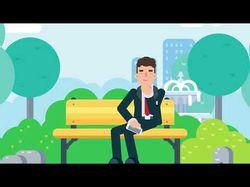 Анимационное видео ролик под ключ
