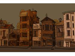 городок