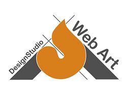 Логотип студии вэб-дизайна
