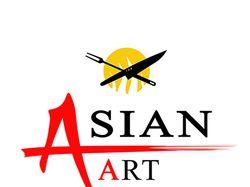 Логотип Asian Art