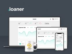 Loaner - Credit broker dashboard