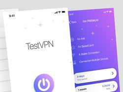 VPN iOS, Android app