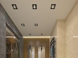 3d визуализация 3х комнатной квартиры
