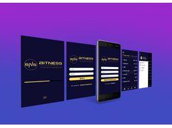 Мобильное приложение Bitness