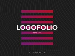 logofolio.     2018-19